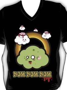 Kawaii Zombie Cloud Shirt: Nom Nom Nom T-Shirt