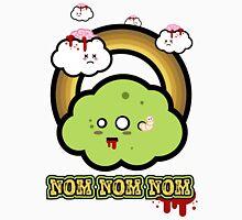 Kawaii Zombie Cloud Shirt: Nom Nom Nom Unisex T-Shirt