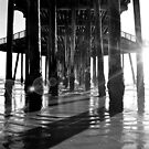 Shadows at the Pier by csouzas