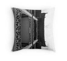 A Day in the Life Throw Pillow