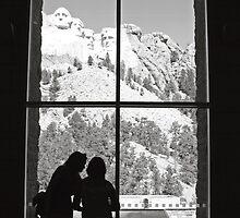 Through the Window of Life~ Tourist Season by Rachel Sonnenschein