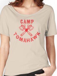 Camp Tomahawk Women's Relaxed Fit T-Shirt