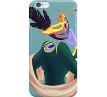 August - Crow's Smile iPhone Case/Skin
