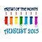Artist of the month - AUGUST 2015