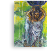 Ladies of the Water Canvas Print
