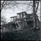 Old House on the Hill by Barbara Wyeth