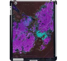 Massachusetts  USGS Historical Topo Map MA Gloucester 350159 1960 24000 Inverted iPad Case/Skin