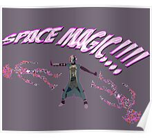 SPACE MAGIC!! Poster