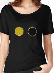 The Sun wide Women's Relaxed Fit T-Shirt
