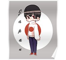 APH Japan - Flag Sweater Poster