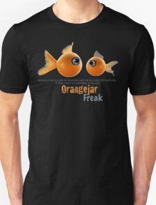 Orangejar orange fish Unisex T-Shirt