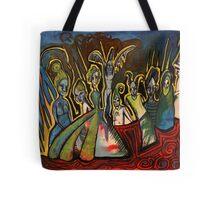 """spirits"" Tote Bag"