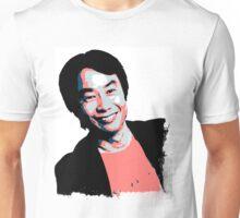 Shigeru Miyamoto Unisex T-Shirt