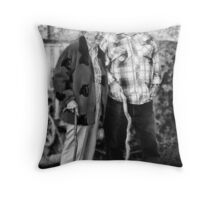 Laughter...The Best Medicine Throw Pillow