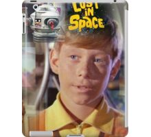 Lost in Space poster size  iPad Case/Skin