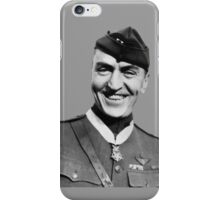 Eddie Rickenbacker iPhone Case/Skin
