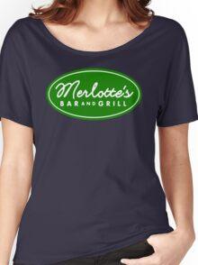 Merlotte's  Women's Relaxed Fit T-Shirt
