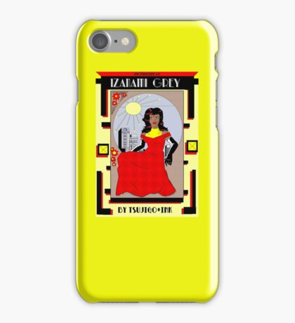 the Haunting of Izanami Grey  iPhone Case/Skin