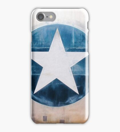 Air Force Vintage Military Emblem iPhone Case/Skin