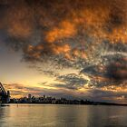 Morning Aria - SydneyHarbour,Sydney Australia - The HDR Experience by Philip Johnson