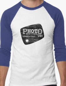 pHOTo Services - Quick 'n' Easy Men's Baseball ¾ T-Shirt