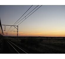 wired Photographic Print