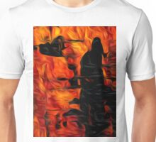 Abstract Colors Oil Painting #47 Unisex T-Shirt