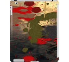 Abstract Colors Oil Painting #49 iPad Case/Skin