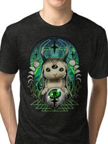 Space Bunny  Tri-blend T-Shirt
