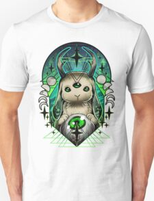 Space Bunny  T-Shirt