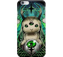 Space Bunny  iPhone Case/Skin