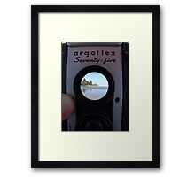 argoflex Seventy-five Framed Print