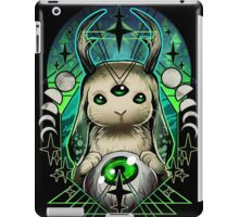 Space Bunny  iPad Case/Skin