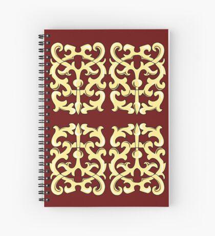 Clocker Knockers #2 Spiral Notebook
