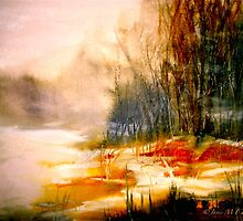 The First Warmth.. by ©Janis Zroback
