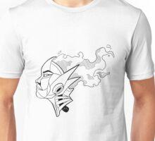Fire thoughs Unisex T-Shirt