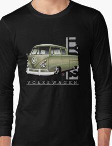 Double Cab Pickup Long Sleeve T-Shirt