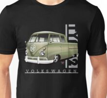 Double Cab Pickup Unisex T-Shirt