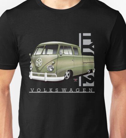 Double Cab Pickup Unisex T-Shirt