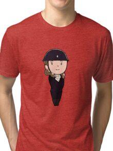 Tiny Margot 03 Tri-blend T-Shirt