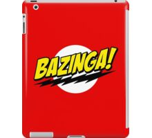 Bazinga iPad Case/Skin