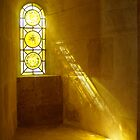 Holy light by Giulio Bernardi