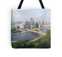 Pittsburg PA. Tote Bag