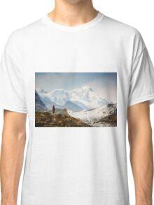 Looking at the Himalayas Classic T-Shirt