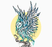 Dripping Owl Unisex T-Shirt