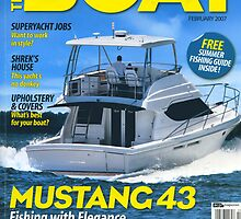 Trade-a-boat cover shot by Blake  Hyland