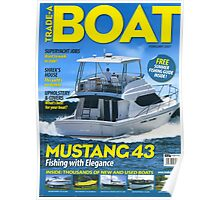 Trade-a-boat cover shot Poster