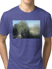 Steamy window Tri-blend T-Shirt