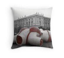 Vienna  Throw Pillow
