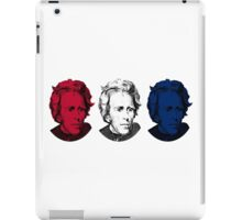Andrew Jackson Red, White, and Blue iPad Case/Skin